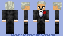 Godfather - (Town of Salem based) Minecraft Skin