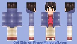 Hiro Hamada [Big Hero 6] Minecraft Skin