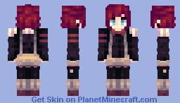Blood Child ★ Minecraft Skin