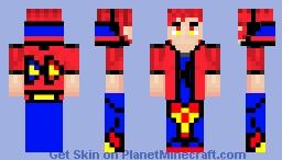 DarkDragunar Minecraft Skin