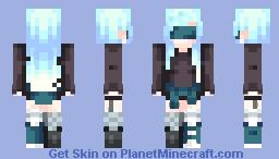 It's Quiet Uptown + Other versions in desc! (Analia) Minecraft Skin