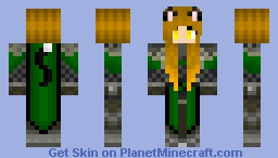 When your OCs are disgusting ~ * ~ Minecraft Skin