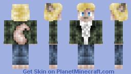 Kurdt - Skin trade Minecraft Skin