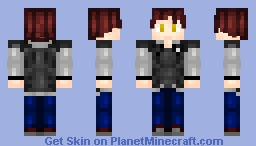 *Witty Joke about Space and such - Request Minecraft Skin
