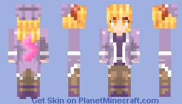 Popstar Ahri Minecraft Skin