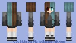 dαиibєαя // psychodonutmc Minecraft Skin