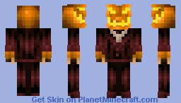 Pumpkin king (Edited) Minecraft