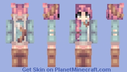 berry picker Minecraft Skin