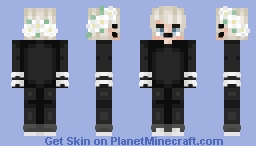Gravityy's male vers. of request Minecraft Skin