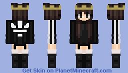 17. Queen Minecraft Skin