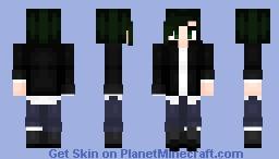 Teen BoiMan Minecraft Skin