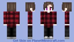 ∫Summer's End∫ ωιиg Minecraft Skin