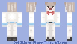 The Wolf - Tag you're it Minecraft Skin