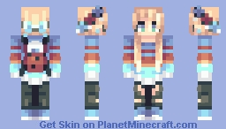 Lil Bug Minecraft Skin