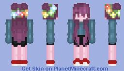 Twin Of  My First Good Skin Minecraft Skin