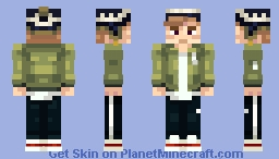 Bomber Jacket Minecraft