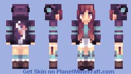 Tiny 🐭 Minecraft Skin