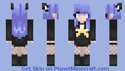 Graceleh Skin Trade Minecraft Skin