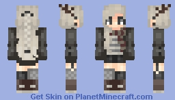 contest entry -jens- read desc pls Minecraft Skin