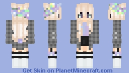 ✿ Request ✿ Minecraft Skin