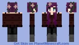 Okay, this skin wasn't that bad. Minecraft Skin