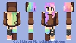 OC Grellety [old] Minecraft Skin