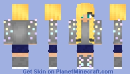 Pastel Dreams Minecraft Skin