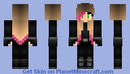-For PrincessJeffyna- Minecraft Skin