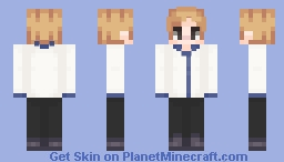 🛧𝐦𝐢𝐧𝐠𝐲𝐮🛧 jimin's lie Minecraft Skin