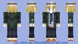 Kizakura (Danganronpa) Minecraft Skin