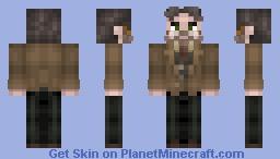 Professor Dork Minecraft