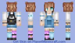 Ey, I'm sorta here... | Personal Minecraft Skin