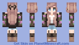 Tysm for 500 subs!! / Raffle is closed! Minecraft Skin