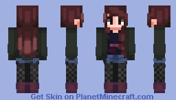 мєσωℓιєđєєɾ | Im bek (better in preview) Minecraft Skin