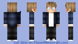 Taking a Break ~ Name Change! ~Μζλ Minecraft Skin