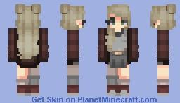 flannel is cool Minecraft Skin