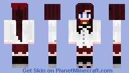 Takimoto Hifumi (New game) Minecraft