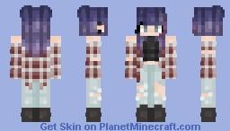 𝓈𝓅𝒶𝒸𝑒 𝒷𝓊𝓃𝓈 || 𝒷𝓎 𝓴𝓱𝓾𝓶𝓲 Minecraft Skin