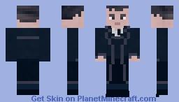 HP: Albus Potter Minecraft Skin
