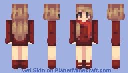 Ava Minecraft Skin