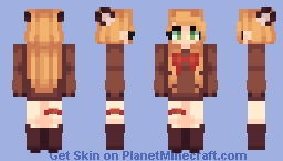 Cute Girl Skins Minecraft Collection
