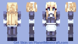 Belarus (Hetalia) Minecraft Skin