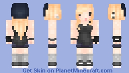 Edgy Teen Skater Thing Minecraft Skin