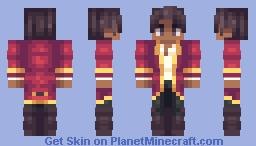 Red Jacket? Minecraft Skin