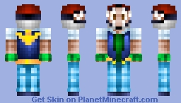 I Choose yo... ARGHRGHRH!!!!!!! [This Year On Earth] Minecraft Skin