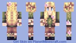 A N T L E R S Minecraft Skin