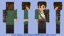 Help me get to level 20 Minecraft Skin