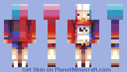 Harley Quinn - Suicide Squad Minecraft