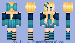 Mixed Socks~ Minecraft Skin