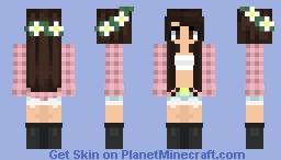 €łłα | So close to autumn ;-; Minecraft Skin